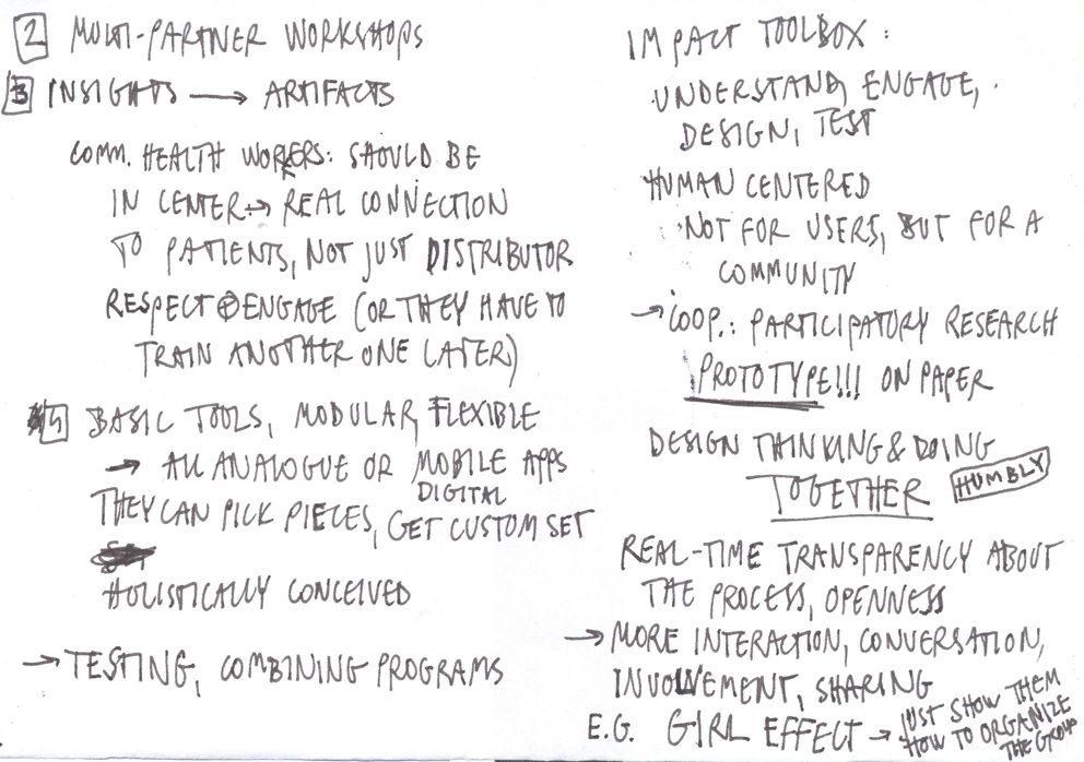Sketchnotes of Redefine Conference Budapest 2014